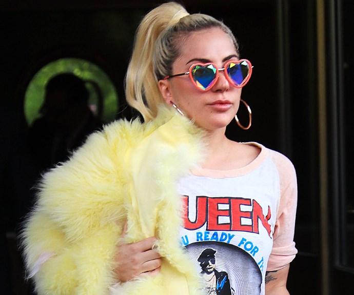 Lady Gaga sings for Amy Winehouse foundation