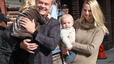 Kelsey Grammer is expecting baby number seven!