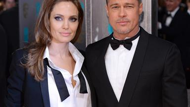 It's over! Angelina Jolie files for divorce from Brad Pitt