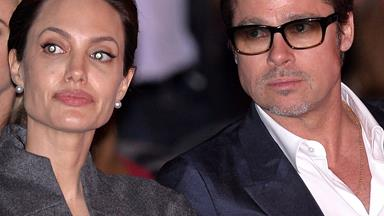 How will Angelina Jolie and Brad Pitt divide their empire?