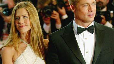 "Jennifer Aniston reportedly thinks Brad Pitt's divorce is ""karma"""