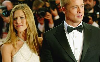 "Jennifer Aniston reportedly thinks Brad Pitt's divorce is ""karma"""