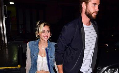 Miley Cyrus spends quality time with the Hemsworths