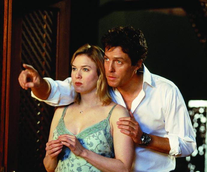 Hugh Grant and Renee Zellweger