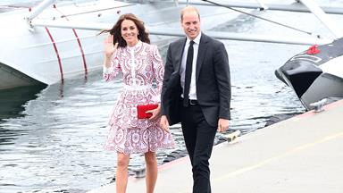 Prince William and Duchess Kate in Canada: Day 2
