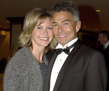 Olivia Newton-John speaks out about her missing ex-partner