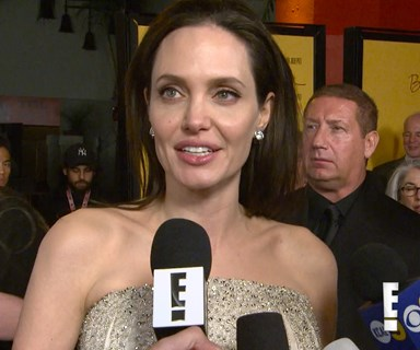 Watch Dominic Bowden's last red carpet interview with Brad Pitt and Angelina Jolie