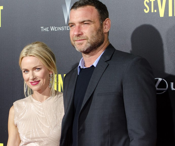 "After 11 years together, Naomi Watts and Liev Schreiber [announced they were splitting up](http://www.womansday.co.nz/celebrity/hollywood-stars/naomi-watts-and-liev-schreiber-break-up-5968|target=""_blank"") in a joint statement, revealing they had ""come to the conclusion that the best way forward for us as a family is to separate as a couple."""