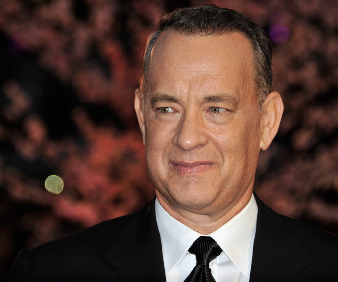 Tom Hanks switches between 'Johnny Madrid' and 'Harry Lauder'.