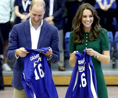 Duchess Catherine and Prince William kick off day four of Canada tour