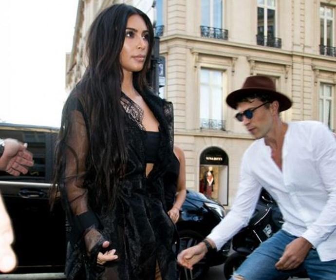 Kim Kardashian Vitalii Sediuk
