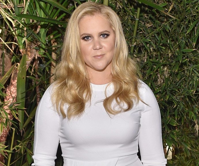 Comedianne Amy Schumer
