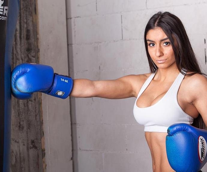 Bachelor NZ contestant Naz Khanjani