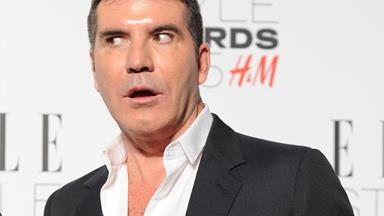 Simon Cowell's very awkward slip-up on The X factor…