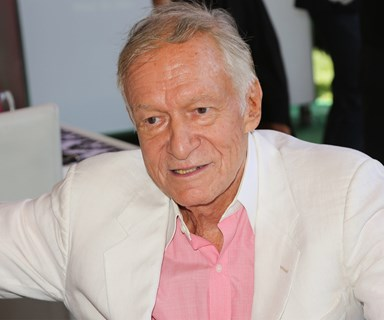 Grave fears for Playboy mogul Hugh Hefner