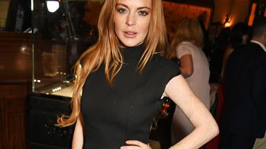 Lindsay Lohan severs finger in grisly boating accident