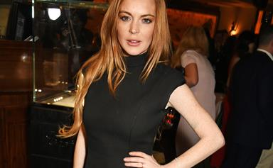 Lindsay Lohan severs finger in grisly boating accident