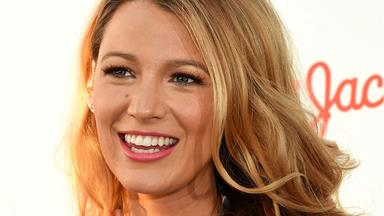 Blake Lively attends her best friend's wedding DAYS after giving birth