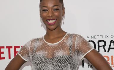 Orange is the New Black's Samira Wiley is engaged to the show's writer!