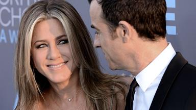 Too cute! Justin Theroux gushes on life with Jennifer Aniston