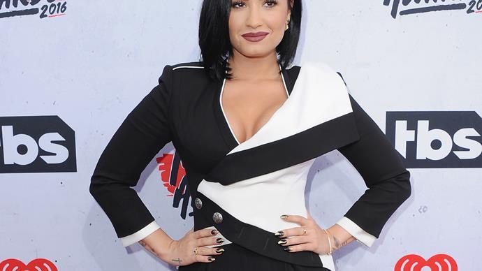 Demi Lovato slams Taylor Swift's girl squad: 'It's a false image'