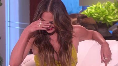 Chrissy Teigen has been going through Rihanna's mail illegally