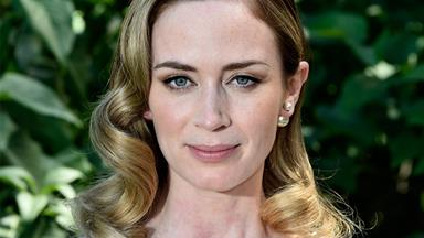 Emily Blunt reveals the best thing about playing Mary Poppins