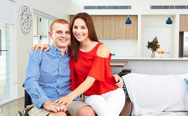 Alex McKinnon's touching words for his carer