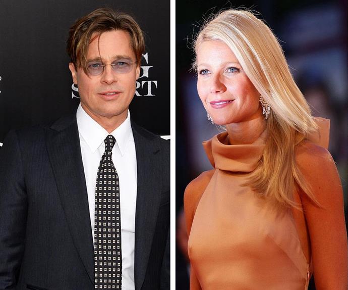 Gwyneth Paltrow Wants To Act As Mediator Between Brad -8435