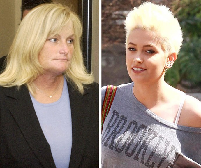 Paris Jackson shares emotional reunion with mum Debbie Rowe