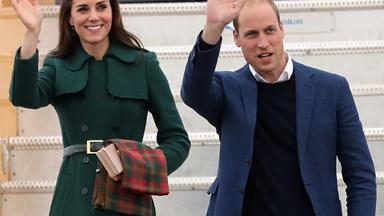Duchess Catherine lends Prince William her stylist for a royal makeover