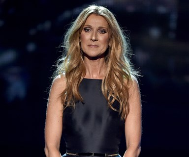 Celine Dion admits she's not ready to move on 'I've never kissed another man in my life'