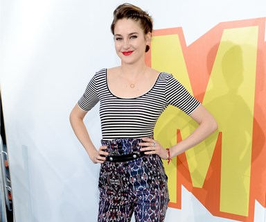Actress Shailene Woodley has been arrested
