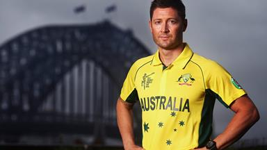 Michael Clarke bares all in the new 60 Minutes trailer