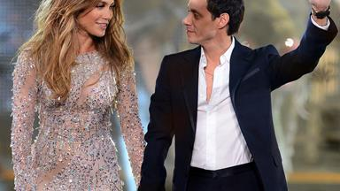 Jennifer Lopez and Marc Anthony are back together again