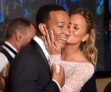 John Legend gushes about wife Chrissy and baby Luna