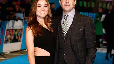 Olivia Wilde and Jason Sudeikis welcome baby number two!
