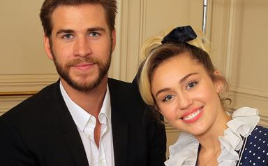 Making it official! Miley Cyrus and Liam Hemsworth's HUGE milestone