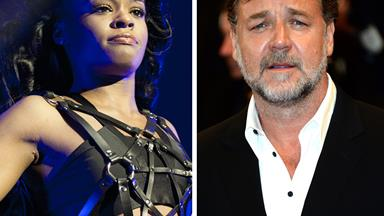 Russell Crowe accused of assault by rapper Azealia Banks