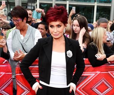 """Sharon Osbourne defends """"drunk"""" appearance on X Factor"""