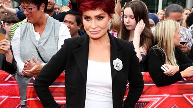 "Sharon Osbourne defends ""drunk"" appearance on X Factor"