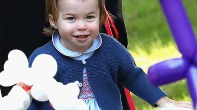 Duchess Catherine reveals Princess Charlotte has a love of horses