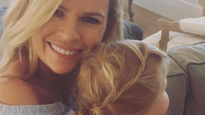 Sonia Kruger and Maggie Mcpherson