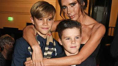 Victoria Beckham just revealed the musical instrument Cruz is learning!
