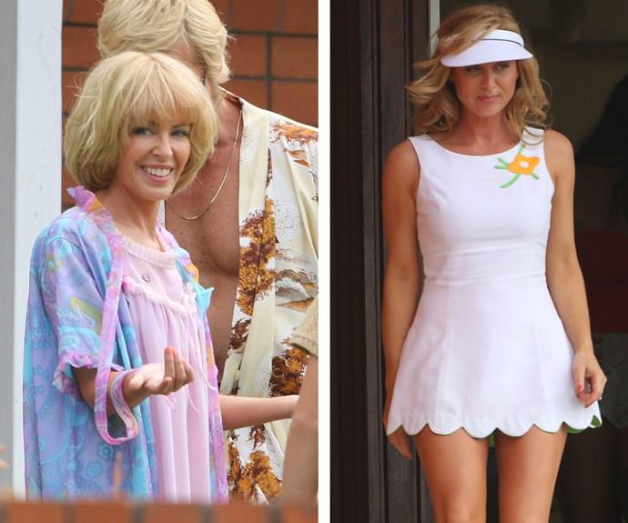 Kylie Minogue, Asher Keddie