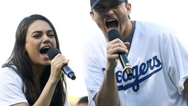 Mila Kunis and Ashton Kutcher's date will give you all the feels