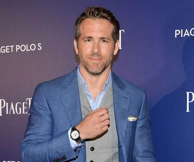 Did Ryan Reynolds reveal the sex of his second child?!