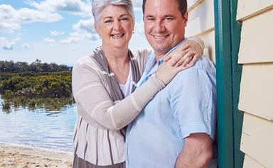 Love is still in the air for Strictly Ballroom's Paul Mercurio and his wife!