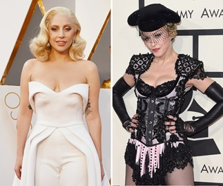 Lady Gaga, Madonna