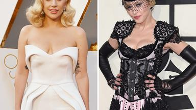 Lady Gaga reignites feud with Madonna: 'I write all my own music'